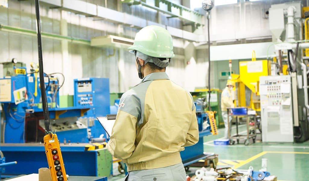 【生産技術職】自動車部品メーカ日本発条の職種紹介|理系:技術系総合職