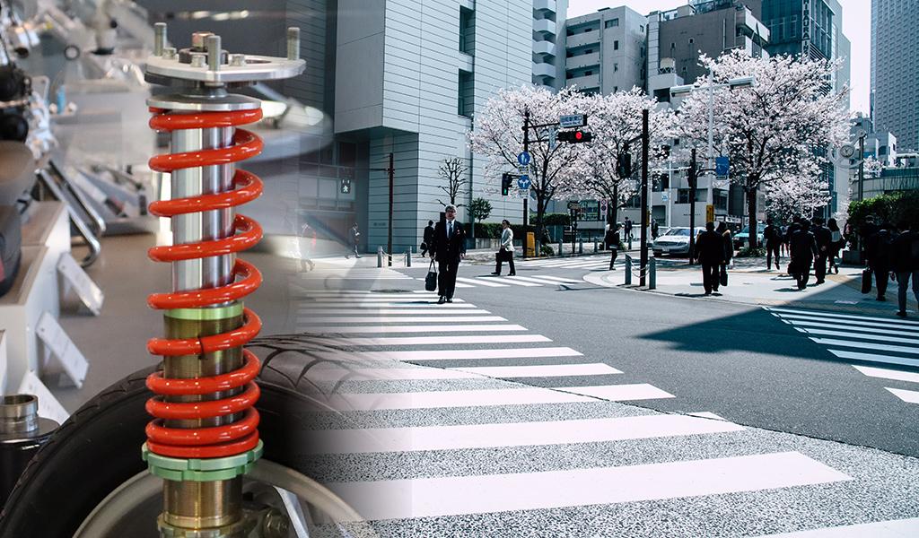 【ばね】社会発展を支える日本発条の技術力とは